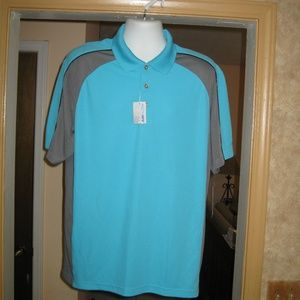 Grand Slam Performance Air Flow Golf Polo Shirt